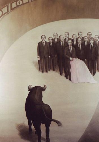 José García y Más, Five o'clock / A las cinco de la tarde / Fünf Uhr nachmittags, History, Market, Contemporary Art