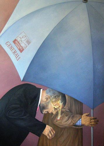 José García y Más, Storming of the Bastille / Sturm auf die Bastille, History, Market, Contemporary Art, Abstract Expressionism
