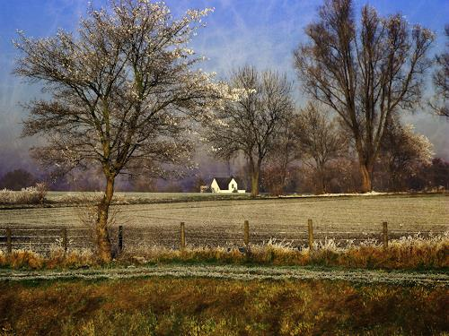 j.p.yef, the white house, Landscapes, Hyperrealism