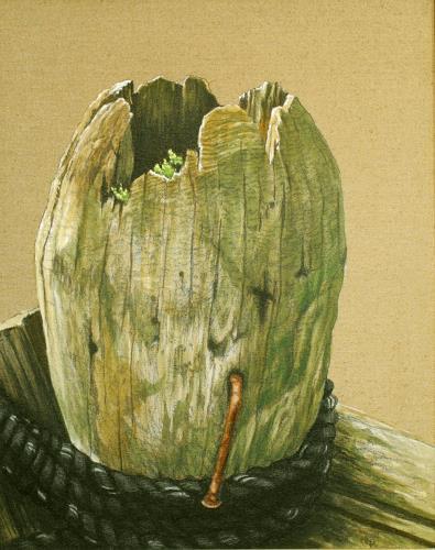 Uwe Thill, Das kleine, wachsende Grün, Miscellaneous, Situations, Contemporary Art