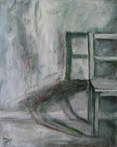 Jürgen Kühne, stille, Still life, Contemporary Art, Abstract Expressionism