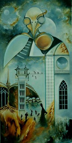 Susanne Pfefferkorn, Nur ein kleiner Teil des Universums, Miscellaneous, Miscellaneous People, Post-Surrealism