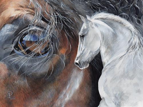 Susanne Pfefferkorn, ohne Titel, Animals, Animals: Land, Naturalism, Expressionism