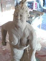 Yvonne-van-Huelsen-Erotic-motifs-Female-nudes-Movement-Contemporary-Art-Contemporary-Art