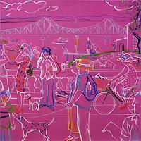 Monika-Aladics-Situations-Humor-Modern-Age-Abstract-Art
