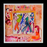 Monika-Aladics-People-Group-Music-Contemporary-Art-Contemporary-Art