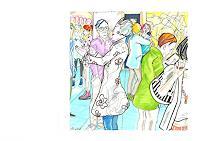 Monika-Aladics-Parties-Celebrations-Society-Contemporary-Art-Contemporary-Art