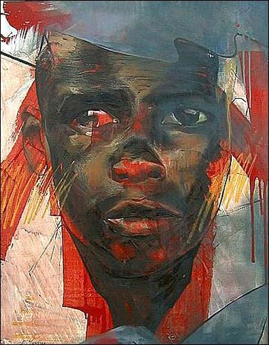 Francisco Núñez, De la serie: La Prole XI, People: Faces, People: Portraits