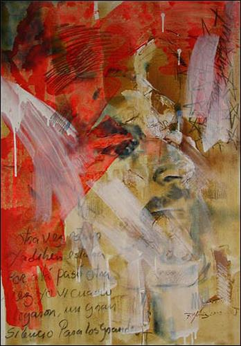 Francisco Núñez, Che Comandante, People: Faces, People: Portraits