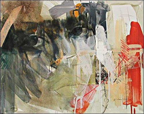 Francisco Núñez, Hi, People: Faces, People: Portraits, Expressionism