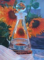 Ralf-Vieweg-1-Plants-Flowers-Still-life-Modern-Age-Photo-Realism