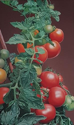 Ralf Vieweg, Sonnige Früchte, Plants: Fruits, Nature: Earth, Photo-Realism