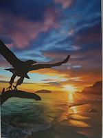 Ralf-Vieweg-1-Landscapes-Sea-Ocean-Animals-Air-Modern-Age-Photo-Realism