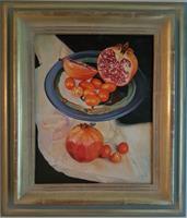 Ralf-Vieweg-1-Plants-Fruits-Still-life-Contemporary-Art-Contemporary-Art