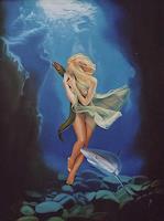 Ralf-Vieweg-1-Fantasy-Animals-Water-Modern-Age-Symbolism