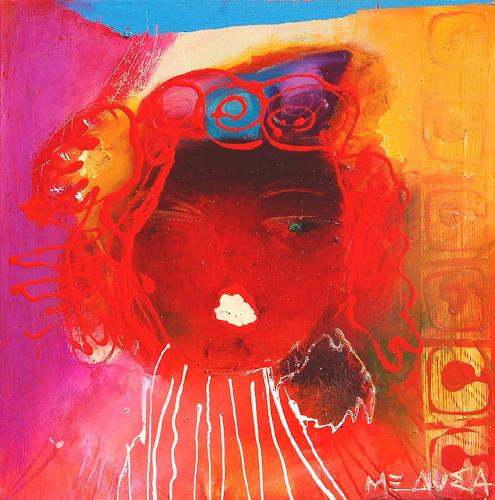 zalans, medusa, Abstract art, Abstract Art, Abstract Expressionism