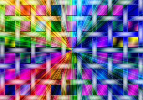 Liona Toussaint, Big Bang dimension, Abstract art, Movement, Abstract Art