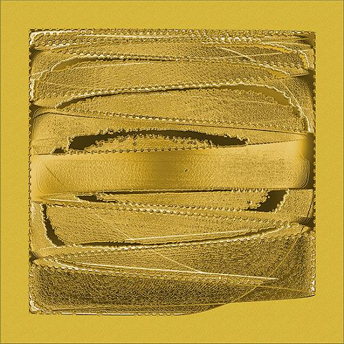 Liona Toussaint, Gold pur, Decorative Art, Abstract art, Abstract Art
