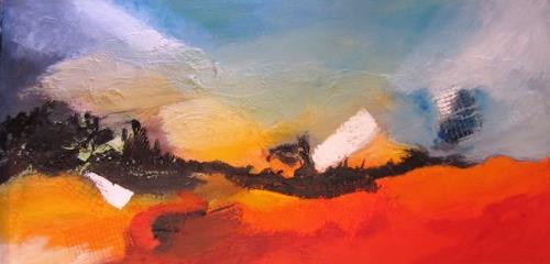 U.v.Sohns, allegria, Abstract art, Decorative Art, Abstract Art