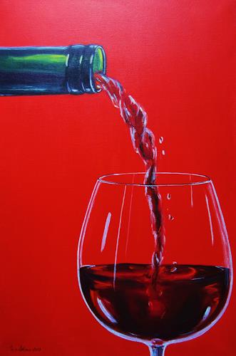 U.v.Sohns, gluck ...gluck, Parties/Celebrations, Decorative Art, Realism, Expressionism