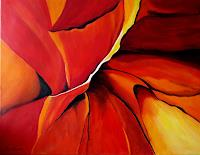 U.v.Sohns-Abstract-art-Decorative-Art-Modern-Age-Abstract-Art