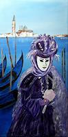 U.v.Sohns-People-Women-Carnival-Contemporary-Art-Contemporary-Art