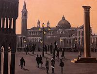 U.v.Sohns, Venedig erwacht -2-