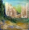 U.v.Sohns, noch o.T., Miscellaneous Landscapes, Fantasy, Abstract Art