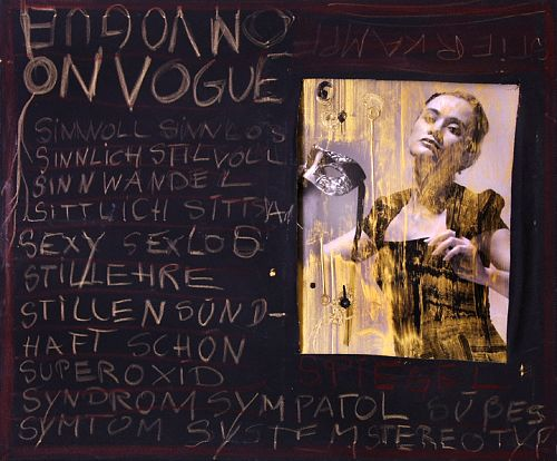 Bohin, ON VOUGUE, Fashion, People: Women, Contemporary Art, Abstract Expressionism