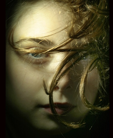 Bohin, Juturna, Mythology, People: Faces, Contemporary Art, Expressionism