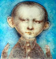Natalja-Lebsak-People-Children-People-Faces-Contemporary-Art-Contemporary-Art