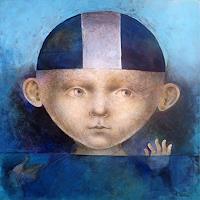 Natalja-Lebsak-Mythology-People-Children-Contemporary-Art-Contemporary-Art