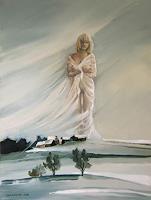 Gregor-Ziolkowski-Landscapes-Winter-Erotic-motifs-Female-nudes-Modern-Age-Avant-garde-Surrealism