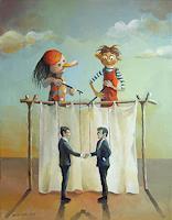 Gregor-Ziolkowski-Society-Circus-Clowns-Modern-Age-Symbolism