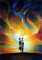Gregor-Ziolkowski-Emotions-Love-Miscellaneous-Romantic-motifs-Modern-Age-Expressionism