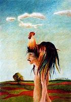 Gregor-Ziolkowski-People-Portraits-Fantasy-Modern-Age-Avant-garde-Surrealism