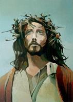 Gregor-Ziolkowski-People-Men-Religion-Modern-Age-Impressionism