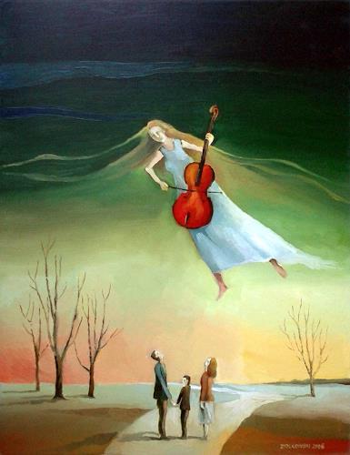 Gregor Ziolkowski, AURORA, Miscellaneous Romantic motifs, Miscellaneous Music, Surrealism, Expressionism