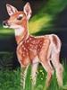 Andrea Bräuning, Bambi, Animals: Land, Realism