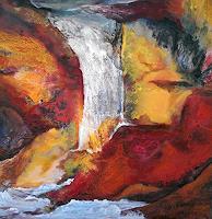 Nacka-Landscapes-Summer-Abstract-art-Contemporary-Art-Contemporary-Art