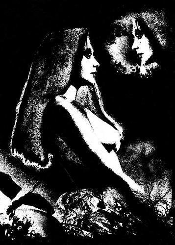 Ron Rodec, Psychografik, Erotic motifs: Female nudes, Fantasy