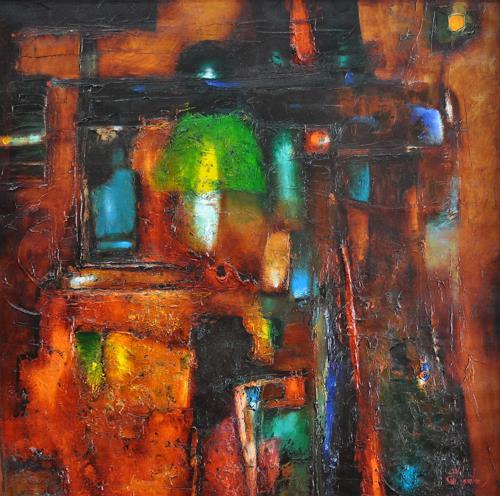 Sergey Ignatenko, Overlighting, Abstract art, Contemporary Art