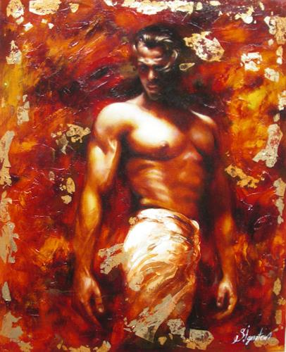 Sergey Ignatenko Art Erotic motifs: Male nudes People: Men Modern Age ...