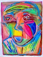 Hans-Salomon-Schneider-People-Men-Contemporary-Art-Contemporary-Art