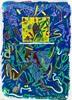 Hans Salomon-Schneider, Mäh!, Abstract art, Colour Field Painting