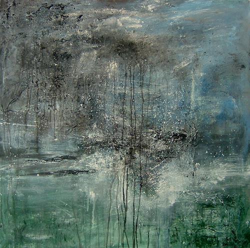 Alexandra von Burg, Temporale, Abstract art