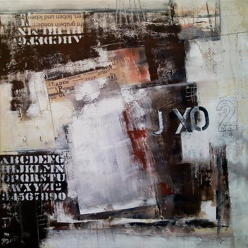 Alexandra von Burg, Imbarcadero, Abstract art