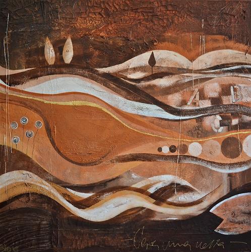 Alexandra von Burg, C'era una volta, Abstract art