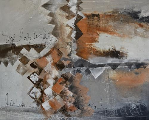 Alexandra von Burg, KalòsGraphia, Abstract art
