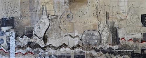 Alexandra von Burg, Open Space - Spazio Aperto, Abstract art